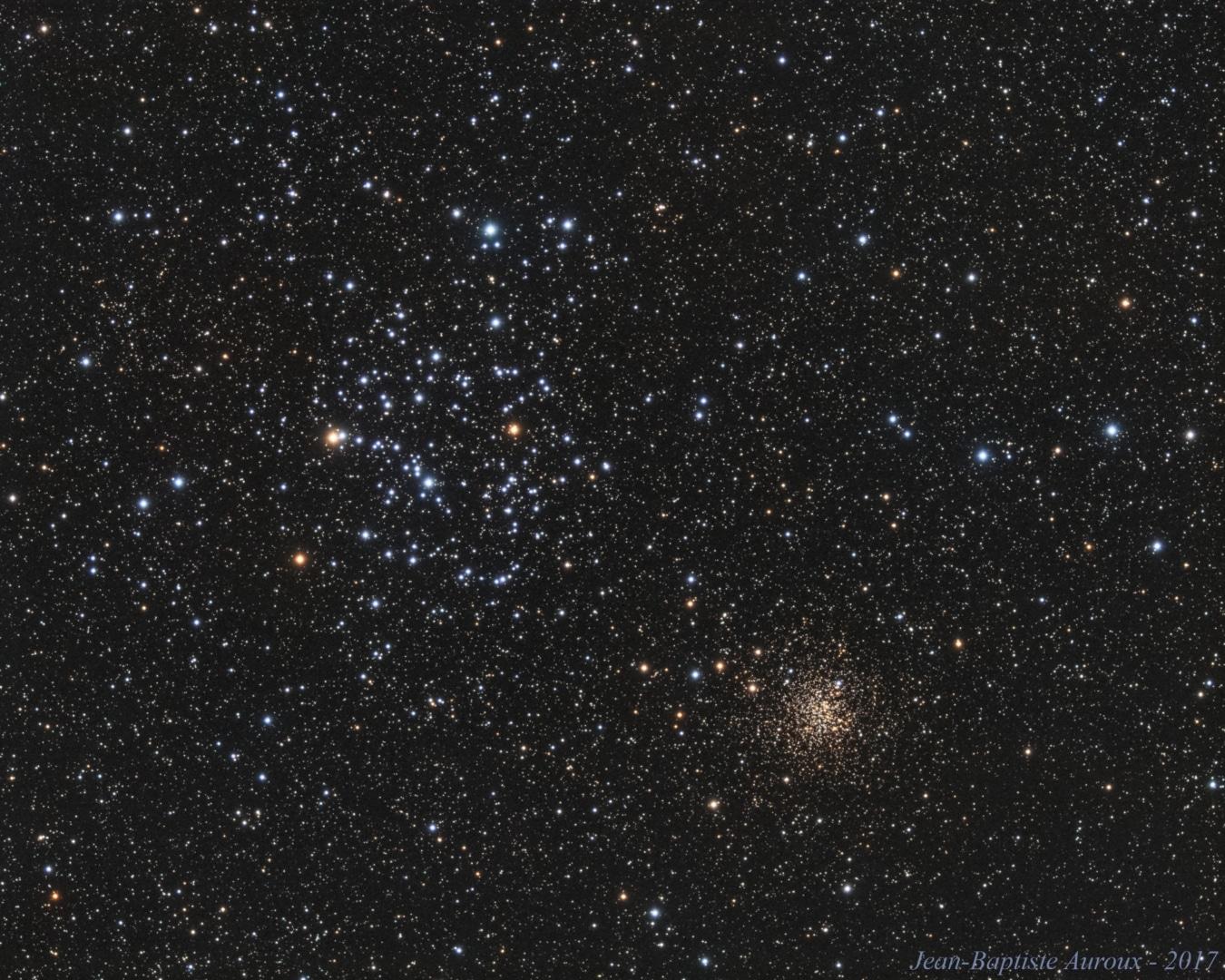 M35 & NGC 2158