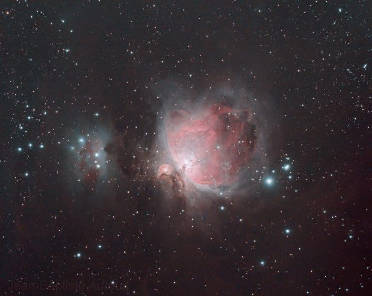 M42 - Nébuleuse d