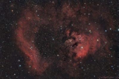 NGC 7822 & Cederblad 214