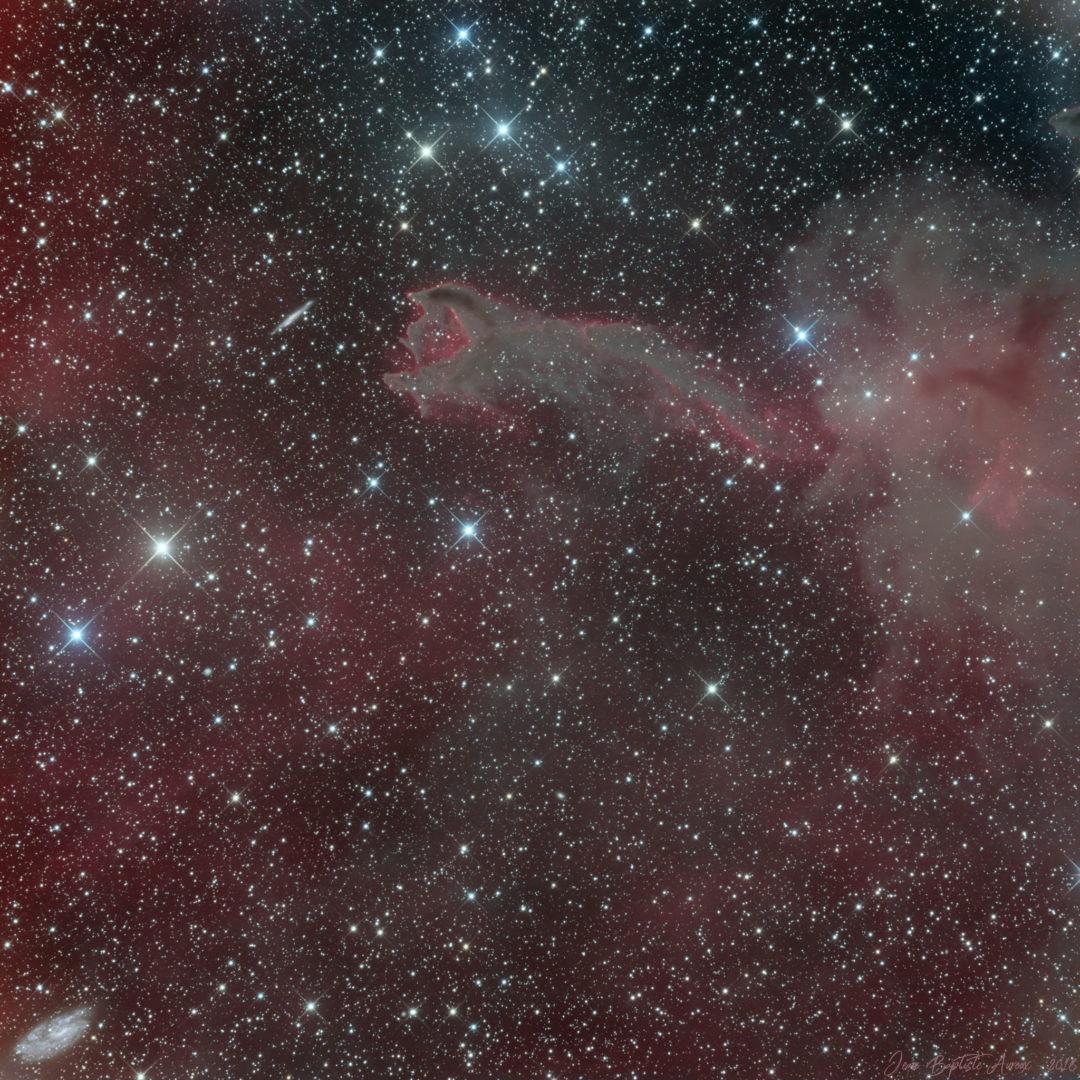 Cometary Globula 4 (CG4)