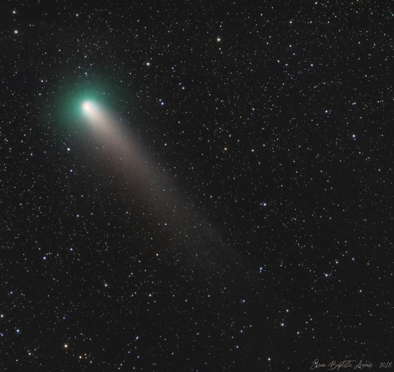 Comète Giacobini-Zinner 21/P (CCD - LRGB) - 2018