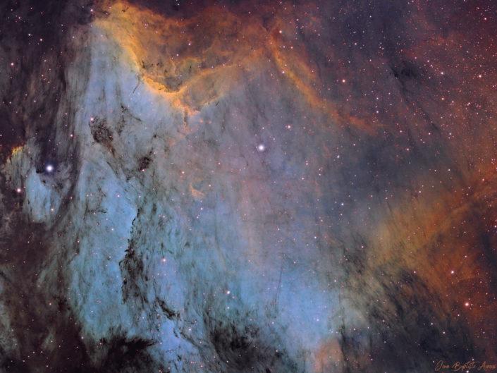 IC5070 – Nébuleuse du Pélican