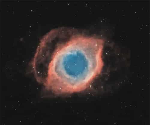 NGC 7293 – Nébuleuse Helix