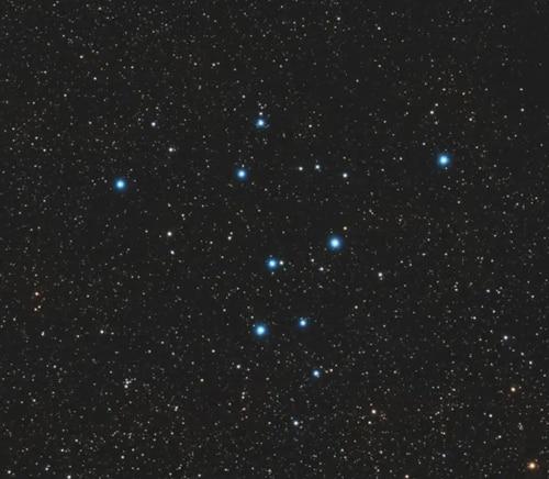 M39 (amas ouvert)