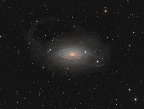 M63 – Galaxie du Tournesol