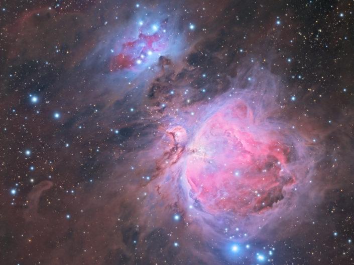 M42 – Nébuleuse d'Orion