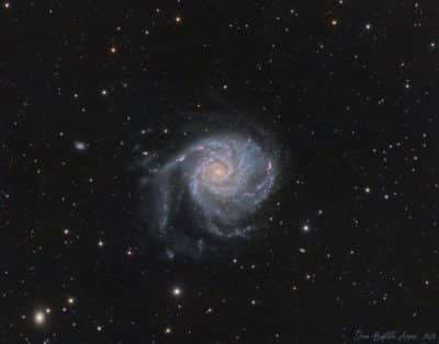 M101 – Galaxie du Moulinet