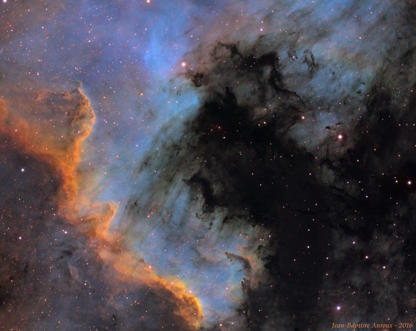 NGC 7000 (SHO)