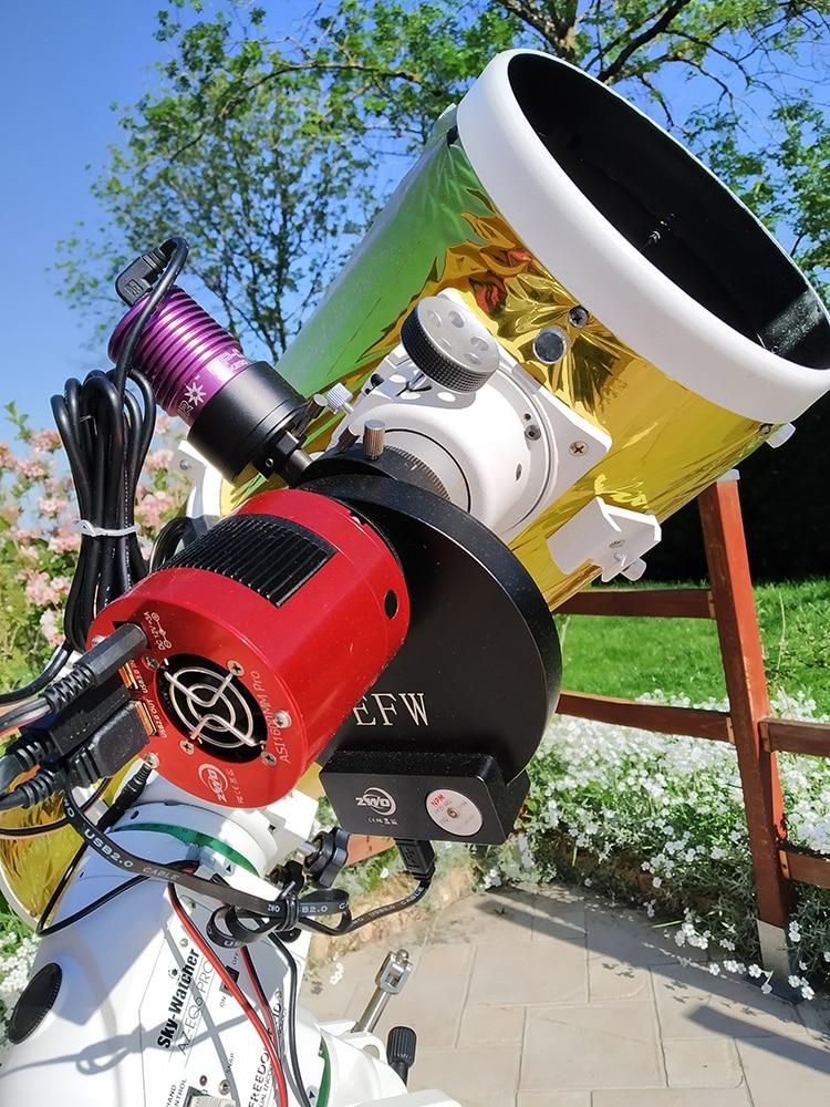ASI 1600 MM - DO ZWO - Correcteur Baader MPCC Mark III