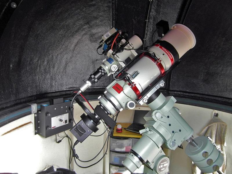 FSQ130 (Red. 0,73x) - EM 400 - FLI ML16200